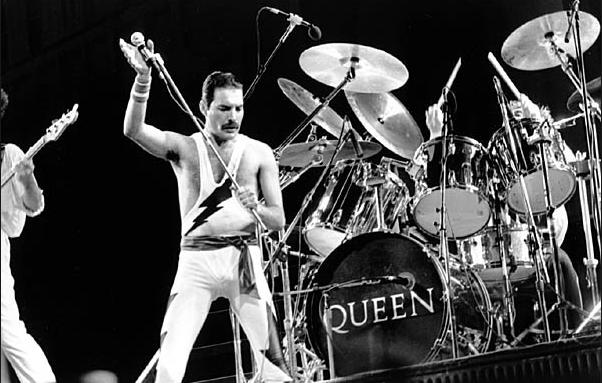 Imagem para Mundo de Chico - Queen Rock in Rio 1985 1