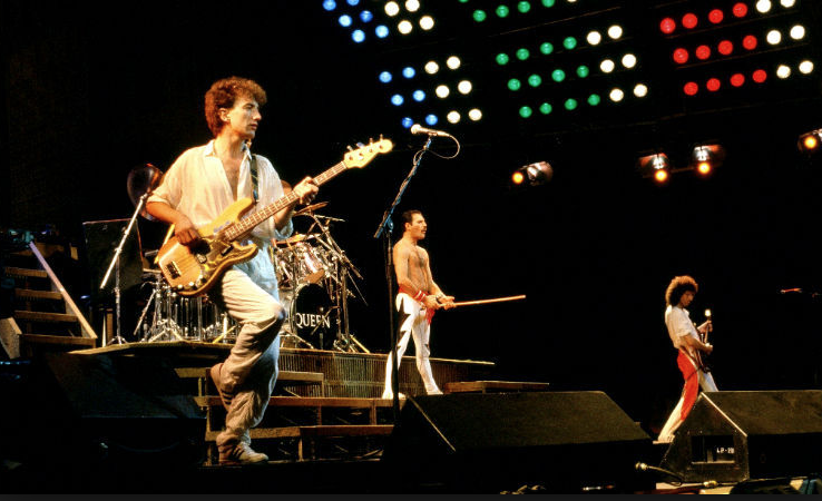 Imagem para Mundo de Chico - Queen Rock in Rio 1985 3