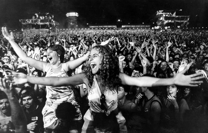 Imagem para Mundo de Chico - Queen Rock in Rio 1985 4