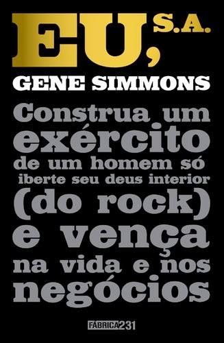 Imagem para MDC - Livro Gene Simmons - Kiss SA